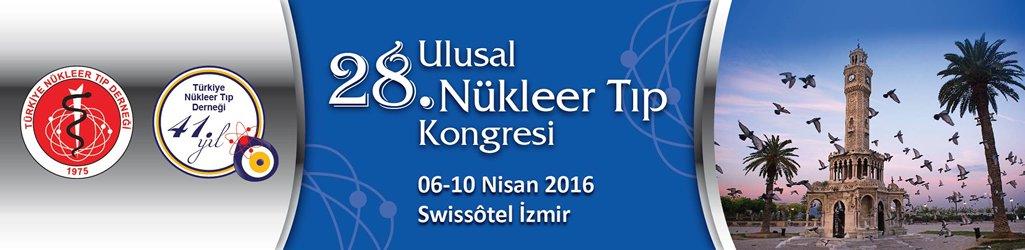 28. Ulusal Nükleer Tıp Kongresi